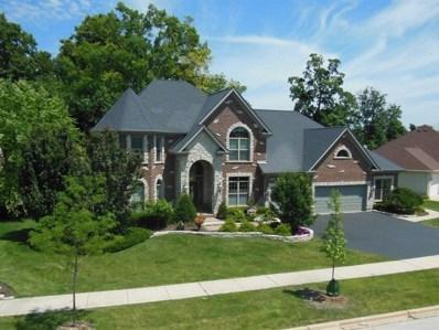 3418 Majestic Oaks Drive, St. Charles, IL 60174 - #: 10023695