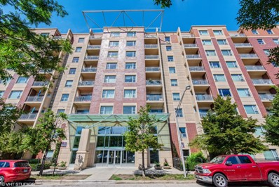 100 N Hermitage Avenue UNIT 613, Chicago, IL 60612 - #: 10023902