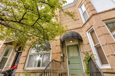 1922 W Wolfram Street, Chicago, IL 60657 - MLS#: 10023954