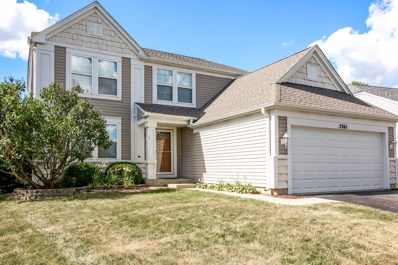 2361 Wexford Lane, Lake In The Hills, IL 60156 - #: 10023995