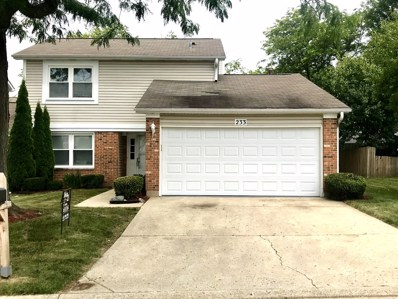 233 Hedgerow Drive, Bloomingdale, IL 60108 - #: 10024135