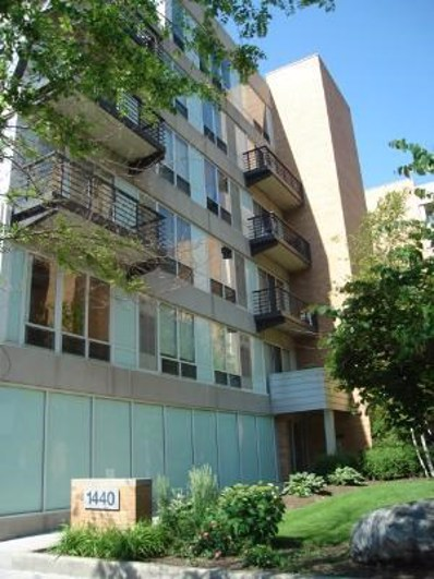 1440 S MICHIGAN Avenue UNIT 415, Chicago, IL 60605 - #: 10024233