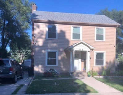 549 Cookane Avenue, Elgin, IL 60120 - MLS#: 10024254