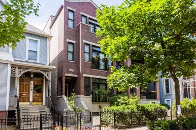821 W Wrightwood Avenue UNIT 3, Chicago, IL 60614 - MLS#: 10024352