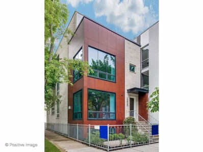 2328 N Leavitt Street, Chicago, IL 60647 - #: 10024423