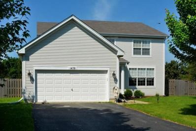1478 S Dalton Drive, Round Lake, IL 60073 - MLS#: 10024596