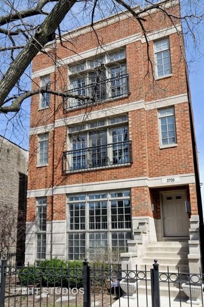 3709 N Wayne Avenue UNIT 3, Chicago, IL 60613 - #: 10024883