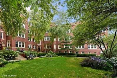 739 W Buckingham Place UNIT 1, Chicago, IL 60657 - #: 10024973