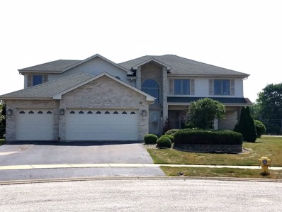 5821 Amlin Circle, Matteson, IL 60443 - #: 10024978
