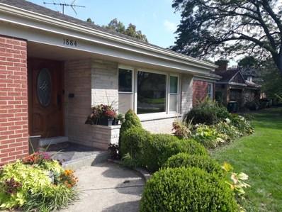 1884 Fenton Lane, Park Ridge, IL 60068 - #: 10024985
