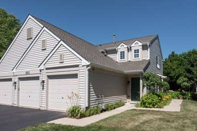 2843 Rutland Circle UNIT 201, Naperville, IL 60564 - MLS#: 10025024