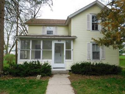 163 Walnut Street, Hinckley, IL 60520 - MLS#: 10025057