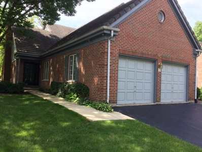 3 Southgate Court, Burr Ridge, IL 60527 - #: 10025269