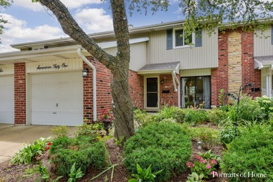 1751 Trent Court, Wheaton, IL 60189 - MLS#: 10025408