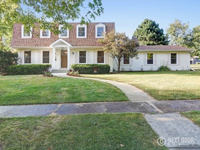 274 Sheffield Lane, Glen Ellyn, IL 60137 - #: 10025730