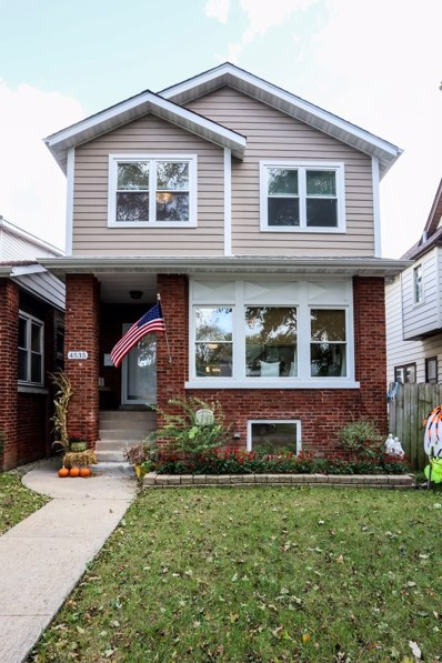 4535 N Lowell Avenue, Chicago, IL 60630 - MLS#: 10026249
