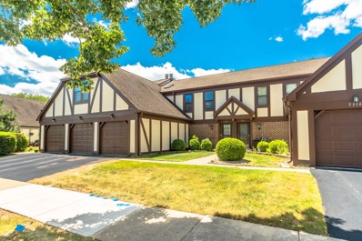 7318 Canterbury Place UNIT 17-3, Downers Grove, IL 60516 - MLS#: 10026327