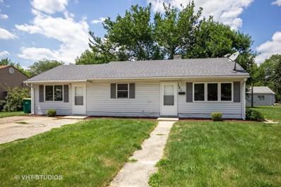 121 St Jude Avenue, Joliet, IL 60436 - MLS#: 10026444