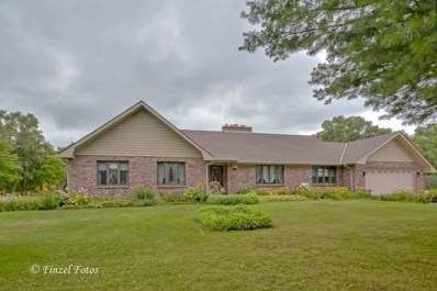 8101 White Oaks Road, Wonder Lake, IL 60097 - MLS#: 10026622