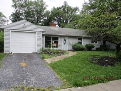244 Mantua Street, Park Forest, IL 60466 - MLS#: 10026647