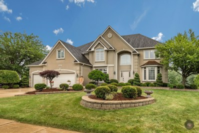4520 Clearwater Lane, Naperville, IL 60564 - #: 10026700