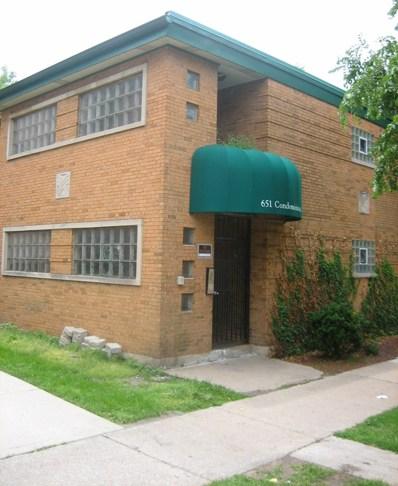 651 South Boulevard UNIT 8, Oak Park, IL 60302 - MLS#: 10026982