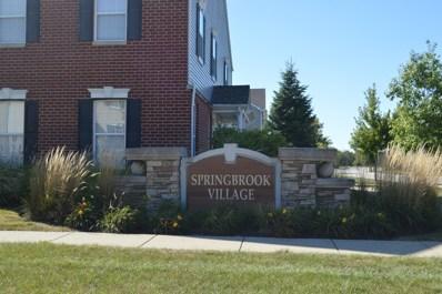 237 Springbrook Trail SOUTH, Oswego, IL 60543 - #: 10027035