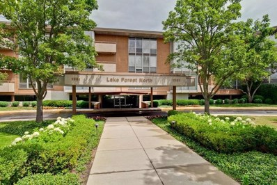 1301 N Western Avenue UNIT 209, Lake Forest, IL 60045 - MLS#: 10027368