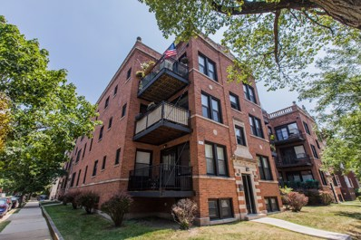 1515 W Cullom Avenue UNIT 1, Chicago, IL 60613 - #: 10027501