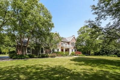 1821 Oak Knoll Drive, Lake Forest, IL 60045 - MLS#: 10027696