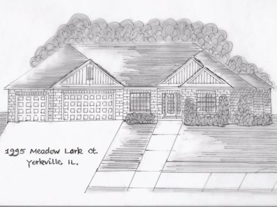 1995 Meadowlark Court, Yorkville, IL 60560 - MLS#: 10027717