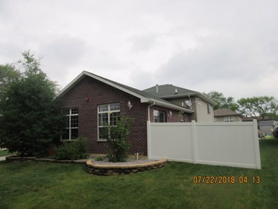 14843 El Vista Avenue, Oak Forest, IL 60452 - #: 10028023