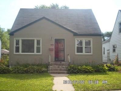 7721 S Trumbull Avenue, Chicago, IL 60652 - MLS#: 10028186