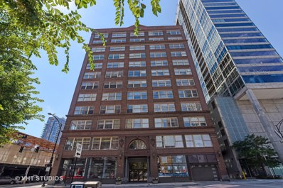 161 W Harrison Street UNIT 301, Chicago, IL 60605 - #: 10028349