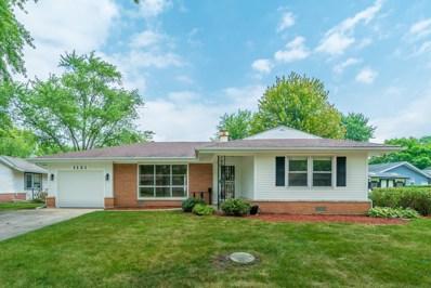 1121 Carswell Avenue, Elk Grove Village, IL 60007 - MLS#: 10028493