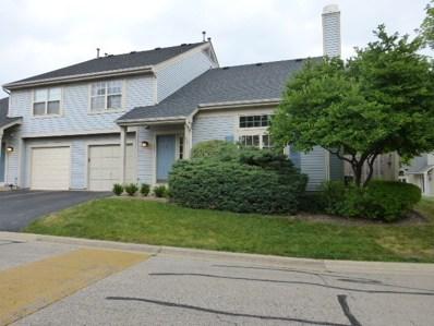 1037 N Knollwood Drive, Palatine, IL 60067 - MLS#: 10028516