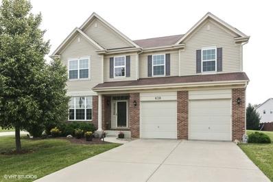 638 Northgate Lane, Shorewood, IL 60404 - MLS#: 10028551