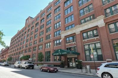 411 W Ontario Street UNIT 220, Chicago, IL 60654 - #: 10028553