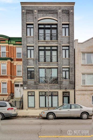 1711 S Racine Avenue UNIT 1, Chicago, IL 60608 - MLS#: 10028810