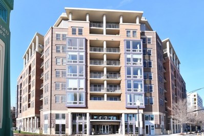 437 W Division Street UNIT 608, Chicago, IL 60610 - MLS#: 10028973