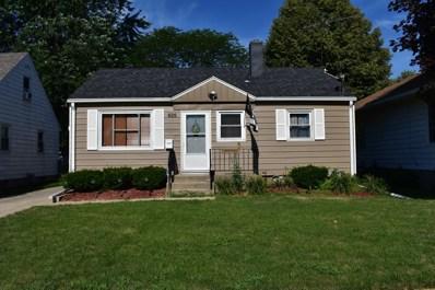 605 N Reed Street, Joliet, IL 60435 - MLS#: 10029049