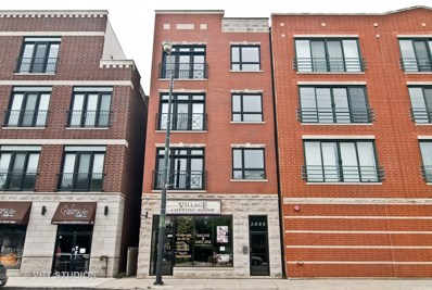 2009 W Belmont Avenue UNIT 4, Chicago, IL 60618 - #: 10029096