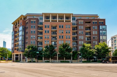 437 W Division Street UNIT 518, Chicago, IL 60610 - MLS#: 10029224