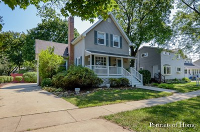 408 Crescent Street, Wheaton, IL 60187 - MLS#: 10029259