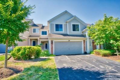 39 W Briarwood Drive, Streamwood, IL 60107 - MLS#: 10029303