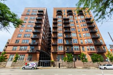 500 S Clinton Street UNIT 521, Chicago, IL 60607 - MLS#: 10029335
