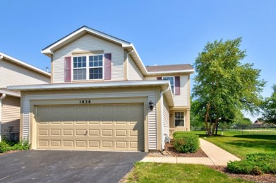 1838 Wentworth Circle, Romeoville, IL 60446 - MLS#: 10029442