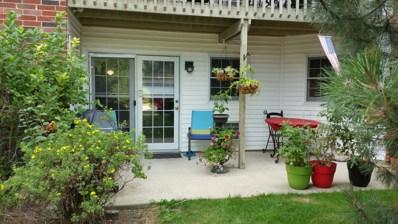 360 Leah Lane UNIT 1A, Woodstock, IL 60098 - MLS#: 10029461