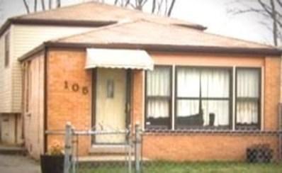 105 W 157TH Place, Harvey, IL 60426 - #: 10029508