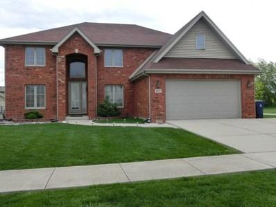 1017 Warwick Drive, Matteson, IL 60443 - MLS#: 10029619